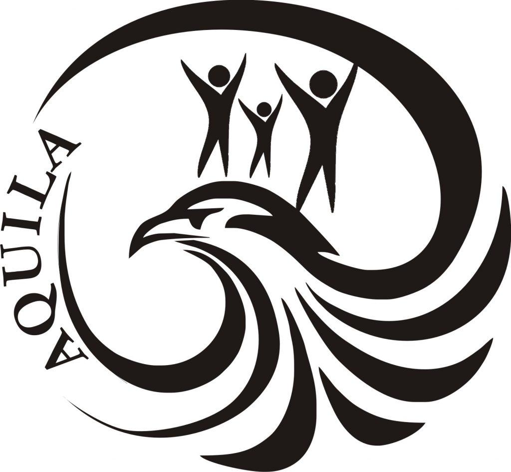 Zdjęcie przedstawia logo Stowarzyszenia Aquila